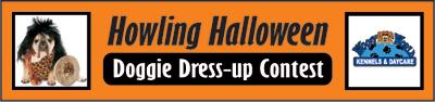 Howling Halloween Doggie Dress-up Contest