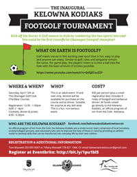 Footgolf Tourney