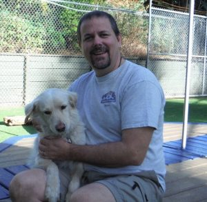 Barney- Woofy World Kennels Dog of the Week
